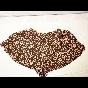 Buddy Love/Monica Shorts Pitter Patter Chocolate